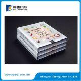 Impressão de livro de tamanho personalizado com ligação perfeita