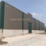Costruzioni del metallo di memoria della struttura d'acciaio da vendere