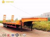 Reeks van de Aanhangwagen van Sinotruk Flatbed/vlak de Oplegger van het Vervoer