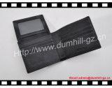 RFID преграждая кожаный бумажник для людей