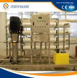 Sistema Purified do equipamento do tratamento da água