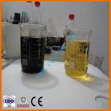 Destilação do petróleo Waste de Zsa para basear a planta de recicl do petróleo