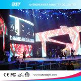 P3.91 / P4.81 de interior Alquiler de pantalla LED pantalla