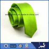 Soild Jacquard Woven Silk Necktie Cravates pour hommes