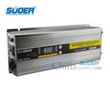 Invertitore di energia solare di Suoer 12V 2000W con il caricatore (HBA-2000C)