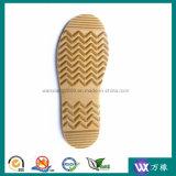 Espuma de borracha da folha de EVA do teste padrão da ondinha para o deslizador e a sandália