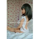 Hoogste Doll van het Geslacht van het Silicone van de Kwaliteit Echt met Roestvrij Skelet