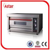 Astar 2 Dek 4 de Oven van het Gas van het Dienblad, de Industriële Oven van het Baksel voor Brood
