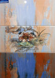 Material de construcción, diseño de la pintura Baldosa cerámica de la pared (600 * 300m m para el cuarto de baño de la decoración y la cocina)