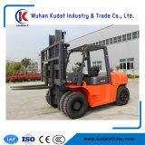 7 тонн Cpcd70 Китай дизельного двигателя вилочного погрузчика