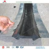 صنع وفقا لطلب الزّبون مطّاطة [وترستوب] موقف/فولاذ حافّة مطّاطة ماء موقف