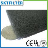 Engranzamento da esponja do filtro