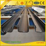 6061 6063 profil en aluminium industriel de l'extrusion I U C H T