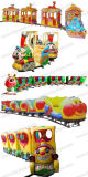 Kids Electric Train d'Amusement Rides, Train de luxe pour les enfants (BJ-ET18)