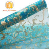 Organza para el embalaje de productos textiles
