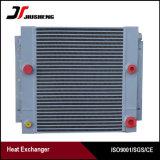 Intercambiador de calor del compresor de aire de la placa de barra soldada