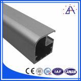Profils en aluminium à revêtement poudré