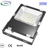 Ultra-thin série LED Flood Light avec ce et RoHS10W/20W/30W
