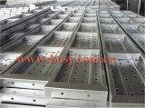 Rodillo de aluminio de los tablones de las tarjetas del andamio que forma a surtidor Tailandia de la fábrica del equipo de la máquina