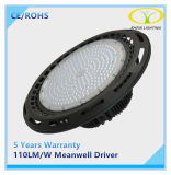 100W Osram 3030 IP65 Luz High Bay com Driver Meanwell