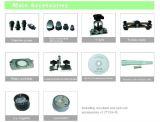 800 mm de diámetro grande, la medición de la pantalla de proyector (JT5: 800mm, 300mm*200mm)