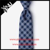 Großhandelsplaidmens-Gleichheit des zoll-100% Silk gesponnene