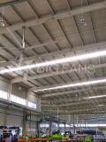 Ventilador de teto grande livre industrial personalizado de Hvls da manutenção 7.4m (24.3FT)