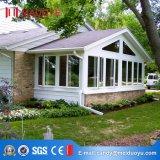 Diseño moderno de cristal templado sol de la Casa de Jardín