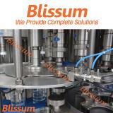 2017 Blissum Горячий продавать 3-в-1 Автоматическая ПЭТ-бутылки воды разливочная машина