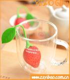 いちごの茶Infuserの100%年の食品等級のシリコーン