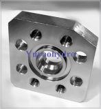 Geschmiedeter Verzweigungs-Block für Aufbau-Maschinerie Hyundain