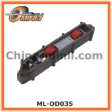 최신 판매 (ML-DD035)를 위한 플라스틱 부류 두 배 바퀴