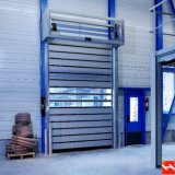 Portas de alumínio automáticas do obturador do rolo da manufatura (HF-J04)