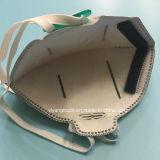 N95 het Masker van het Ademhalingsapparaat van het anti-Stof met Actieve Koolstof