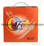 Poudre automatique d'ABC de la bille d'incendie 1.3kg