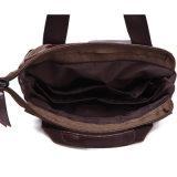 Lienzo de negocio vertical portátil bolsa bandolera Bolso maletín