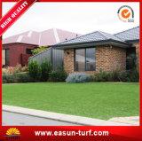 庭のための普及した、耐久の人工的な草の泥炭
