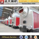 Dzl8-1.25-Aii 8ton/H 판매를 위한 석탄에 의하여 발사되는 증기 산출 보일러