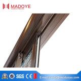 Haltbares Aluminiumprofil-horizontale Glasschiebetür