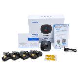 Smartphone Bluetooth TPMS Gummireifen-Druck-Überwachungsanlage mit internem Gummireifen-Fühler für Auto, Van, kleine und mittlere Größen-vierradangetriebenfahrzeug