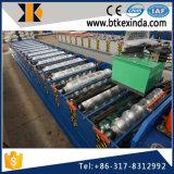 Высокое качество Kxd 830 полированной плиткой металлического листа крыши бумагоделательной машины