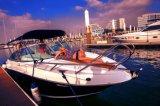 22 pies de fibra de vidrio Sport Bowrider barco