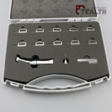 Il 1:1 dentale riduce l'insieme di Ipr Contra il calibro delle strisce di Handpiece Interproximal di angolo