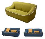 Novo e moderno mobiliário residencial simples sofá de tecido, China sofá (HC001)