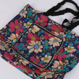 Printed Foldable Carry Gift Supermarket Shopper Shopping Sac à main sac à main