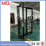 중국 공장에서 이중 유리를 끼우는 외부 알루미늄 문