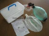 Silikonmanueller Resuscitator für erwachsenes mehrfachverwendbares