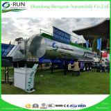 automobile del serbatoio dell'olio della lega di alluminio di 42.6cbm 3axles