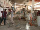 Equipamento de pulverização de fazer produtos da fibra de vidro