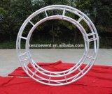 Circulaire en aluminium d'armature de broche de vente chaude pour l'événement